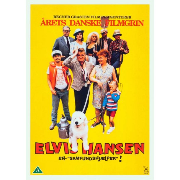 Elvis Hansen - En samfundshjælper